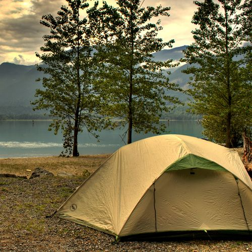 Picture of Two man Dome Tent