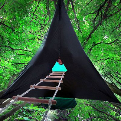 Picture of Triangular Hanging Treetent
