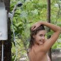 Picture of Outdoor Attachable Hot-water Shower