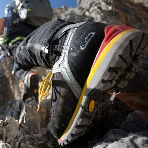 Picture of High Salewa Climbing Shoes