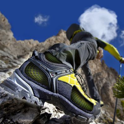 Picture of Training Salewa Climbing Shoes