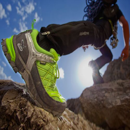 Picture of Tech Approach Salewa Climbing Shoes