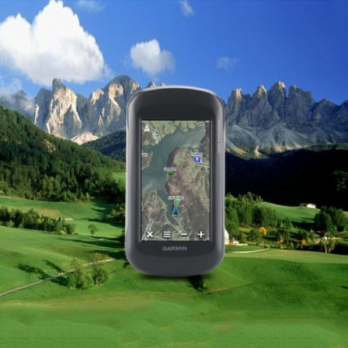 Picture of Mountain GPS Navigation